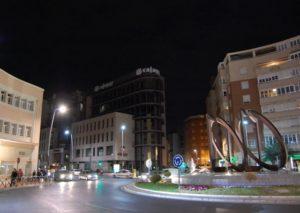 Plaza Barcelona apagado BR