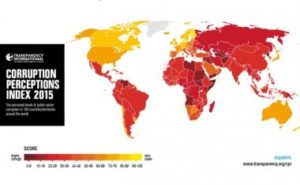 corrupcionpaises 2015