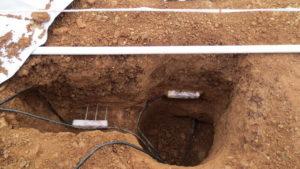 Instalacion de sensores en el suelo - 1200