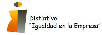 Logo DIE_Distintivo Igualdad Empresa. 18 png