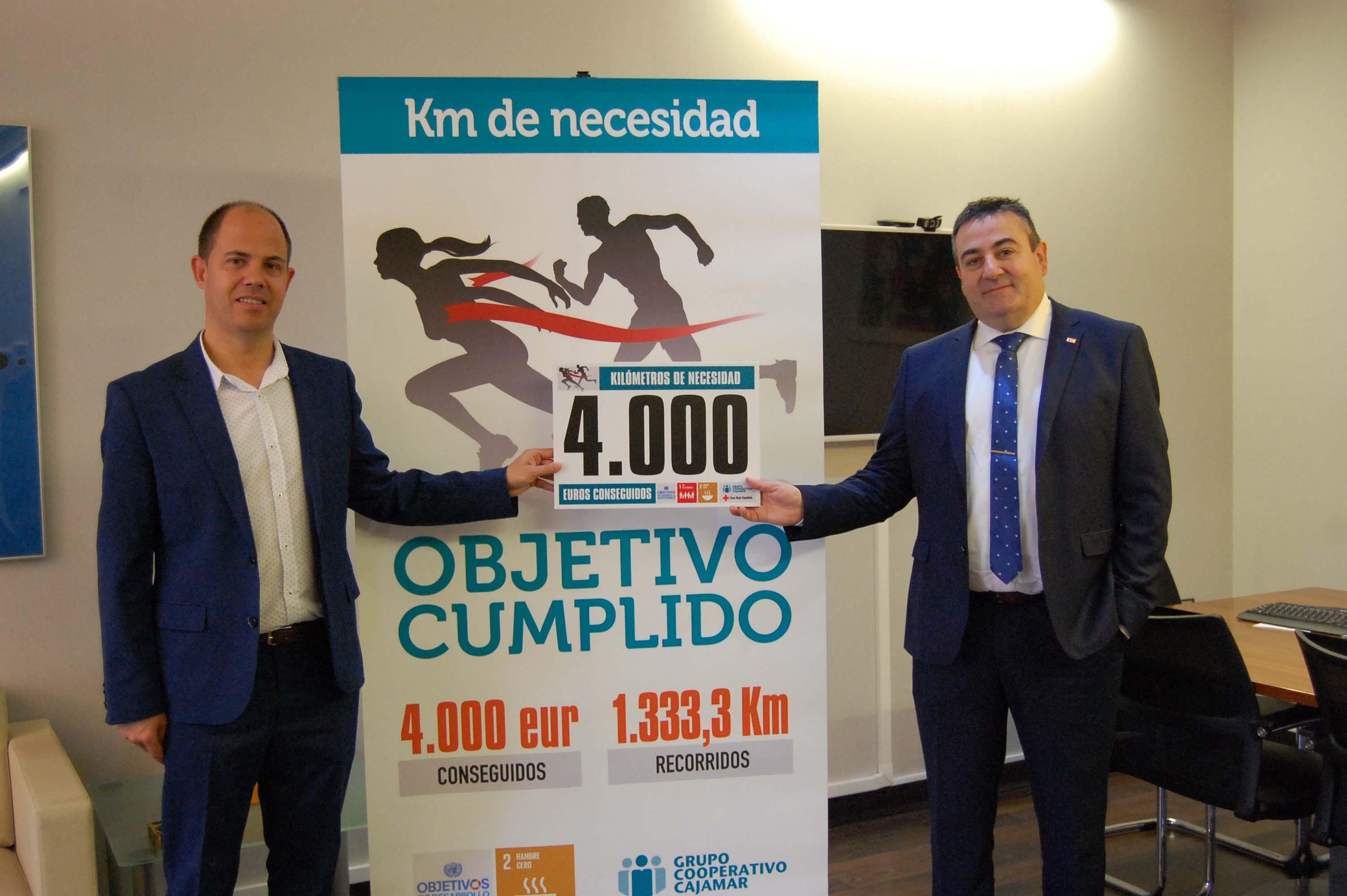 Entrega fondos km de necesidad 2019